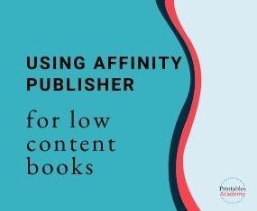 Using Affinity Publisher