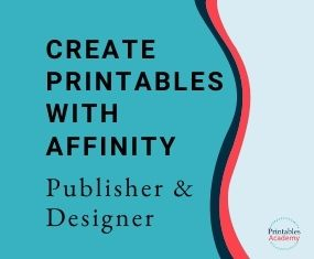 Create Printable in Affinity